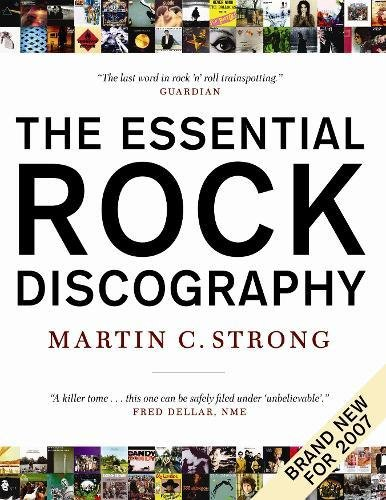The Essential Rock Discography (v. 1)
