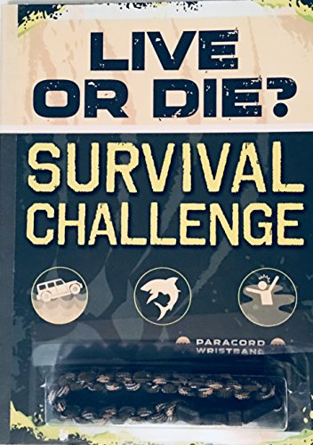 Live or Die? Survival Challenge (with Wristband)