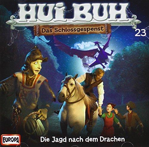 Hui Buh Das Schloßgespenst CD Folge 23 - Die Jagd Nach dem Drachen
