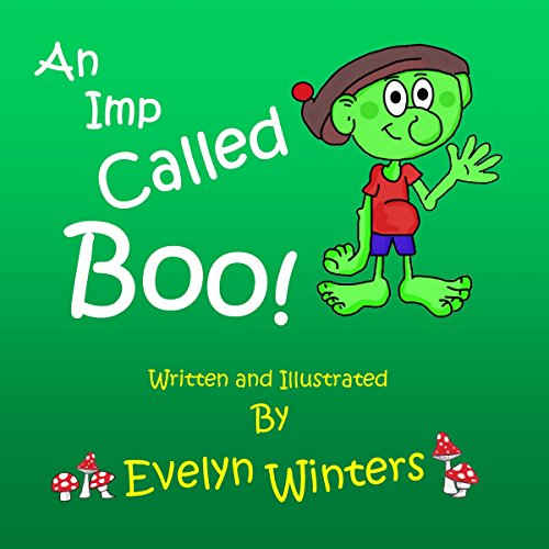 An Imp Called Boo audiobook cover art