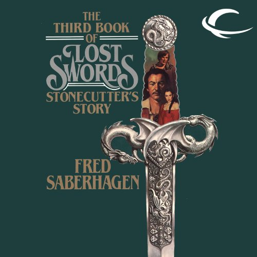 Stonecutter's Story audiobook cover art