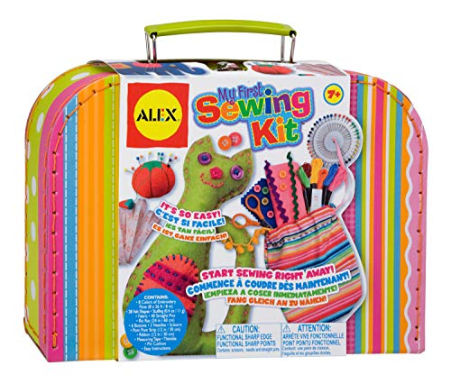 Alex Craft Mi primer kit de costura para niños Art ...