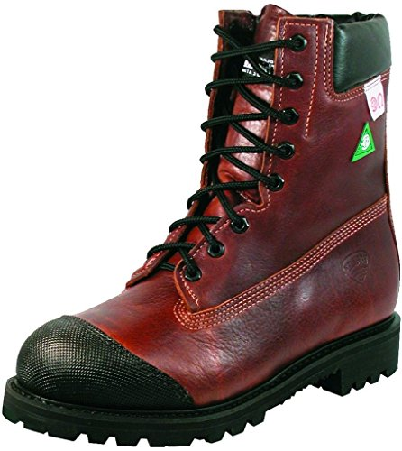 Amerikanische Schuhe - Arbeitsschuhe BO-5085-EE (Fett Fuß) - Mann - Leder - braun - 11