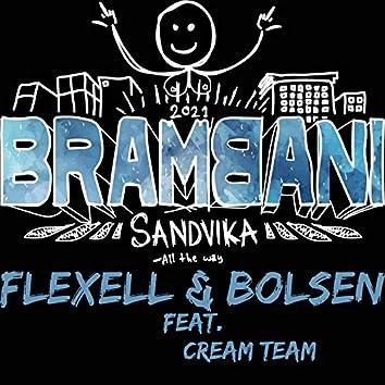 Brambani 2021 (feat. Cream Team)