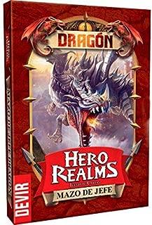Devir - Hero Realms: jefe-Dragon Mallet, Multi-Colour (1)