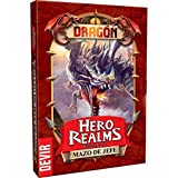 Devir - Hero Realms: Mazo De Jefe-Dragón, Multicolor, BGHRJD