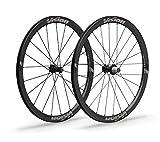Vision 710-0027231052 Metron 40 SL - Juego de Ruedas para Bicicleta (Talla única), Color Negro