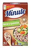 Ready in 10 minutes 100% Whole Grain Microwavable Four bags in each box