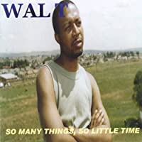 So Many Things So Little Time by Wal T (2004-05-03)