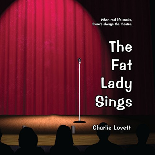 The Fat Lady Sings audiobook cover art