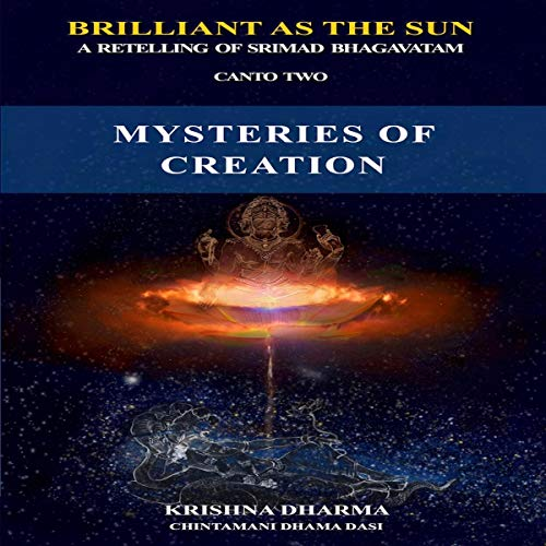 Brilliant as the Sun: A Retelling of Srimad Bhagavatam audiobook cover art