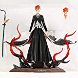 Bleach Ichigo Kurosaki 2nd Stage Hollow Ver. Statue PVC Figure Collection Anime Model Toy