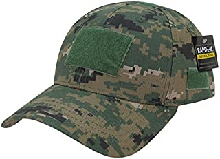 Rapdom Tactical Low Crown Structured Cap