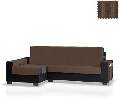 JM Textil Cubre Sofa Chaise Longue Larissa Personalizable ...