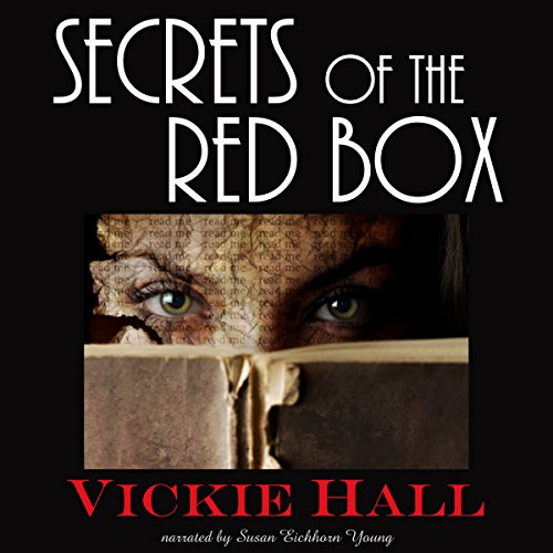 Secrets of the Red Box audiobook cover art