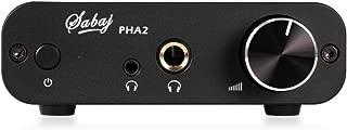 Sabaj Audio PHA2 Portable Headphone Amplifier Black Color