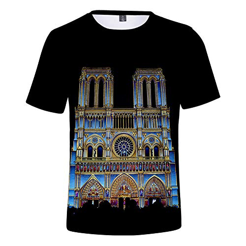 Diseño de moda, clásico y atemporal. Hombres más vendidos Camiseta de manga corta Bloque de color Camiseta suelta Camiseta de gran tamaño ocasional Top de blusa