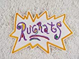 Rug Rats Embroidered Iron-on Patch