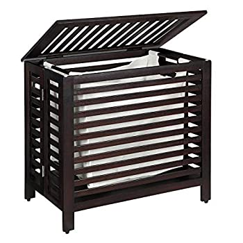 Best laundry hampers wood Reviews