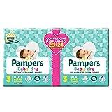 Pampers Baby Dry Pannolini, Taglia Midi, Confezione da 56 Pannolini