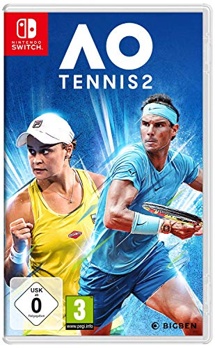 AO Tennis 2 SWITCH