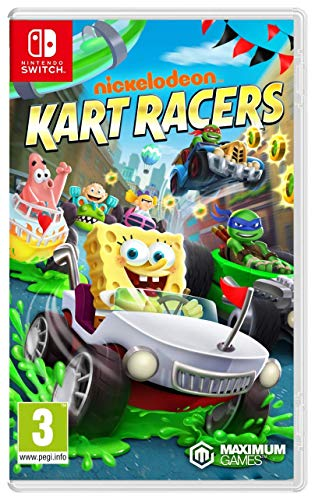 Nickelodeon Kart Racers (Nintendo Switch) (UK IMPORT)