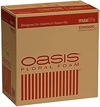 Oasis Floral Products 0050 Standard Floral Foam, 24 Case