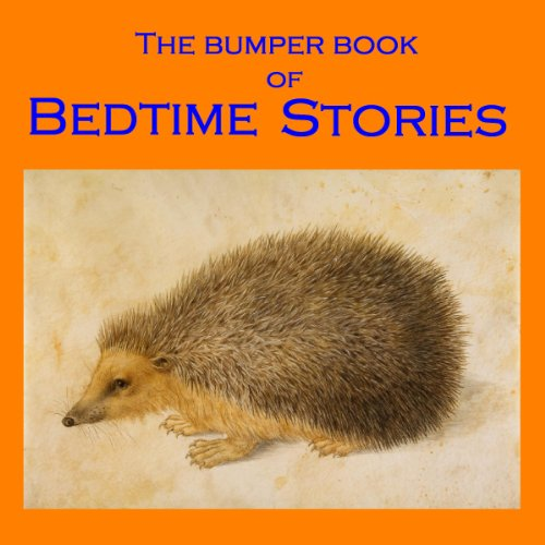 The Bumper Book of Bedtime Stories audiobook cover art
