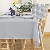 Deconovo Faux Linen Tablecloth W...