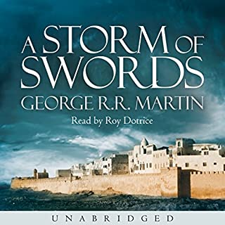 Couverture de A Storm of Swords