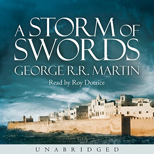 Couverture de A Storm of Swords