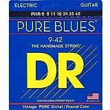 DR String PHR-9 Pure Blues Jeu de cordes pour guitare electrique
