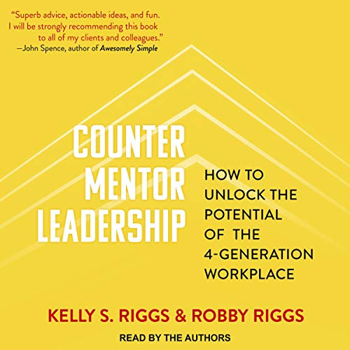 Counter Mentor Leadership audiobook cover art