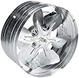 Iliving ILG8G14-12T Gable Fan, 3.10 Amp, Steel
