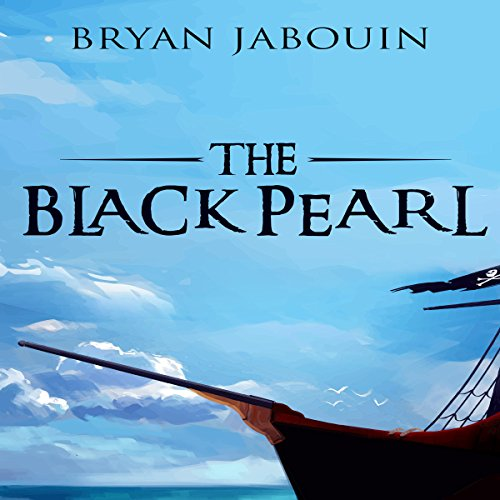 The Black Pearl audiobook cover art