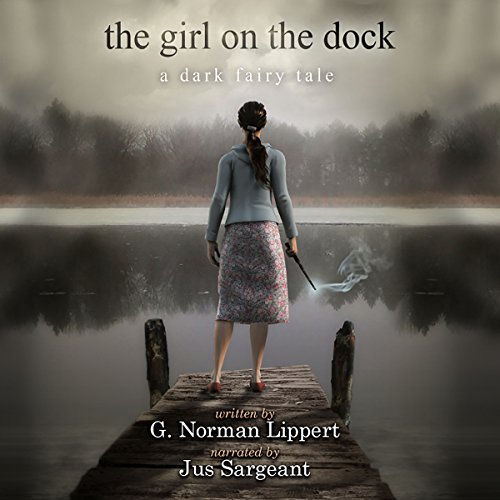 The Girl on the Dock audiobook cover art