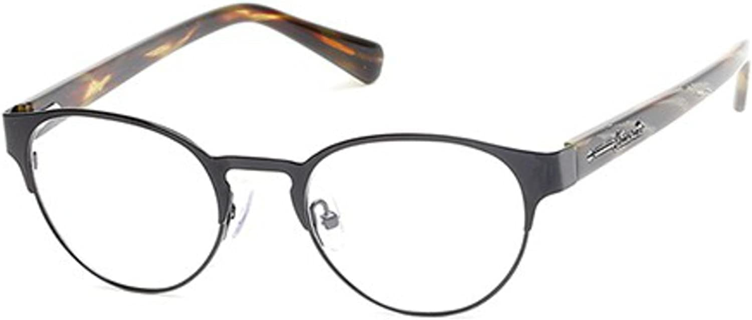 Eyeglasses Kenneth Cole New York KC 0249 Max 67% OFF Same day shipping Clear 002 Matte Black