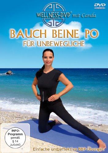 Bauch, Beine, Po für Unbewegliche