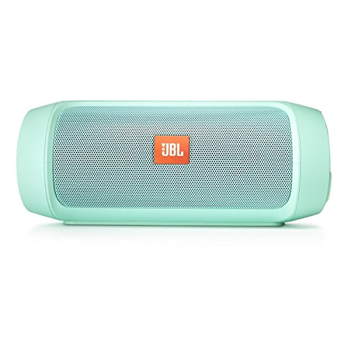 JBL Charge 2+ Splashproof Portable Bluetooth Speaker (Teal)