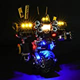 Set di Luci per (Ninjago Robot Tellurico) Modello da Costruire - Kit Luce LED Compatibile con Lego 70632 (Non Incluso nel Modello)