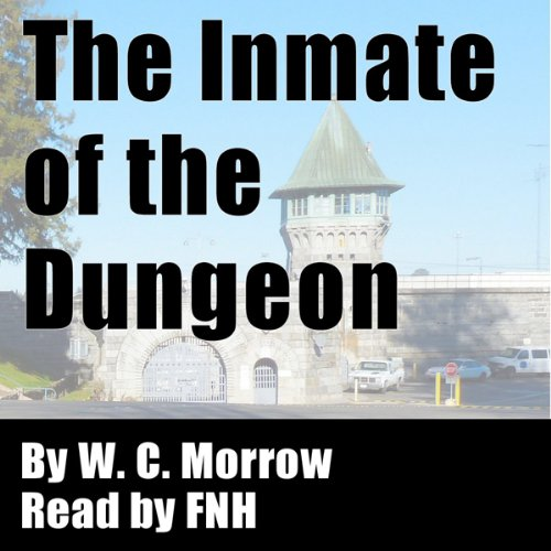 The Inmate of the Dungeon audiobook cover art