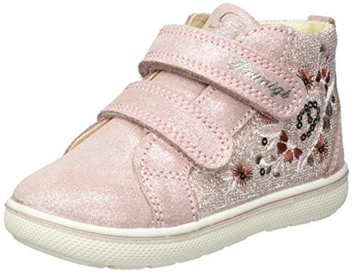PRIMIGI Baby Mädchen PSN 63586 First Walker Shoe, Chiffon/Cipria,23 EU