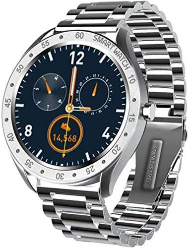 hwbq Reloj Inteligente De Moda Ip67 Impermeable Con Fitness Tracker Pronóstico Del Tiempo Contador De Paso De Monitoreo De Movimiento-B