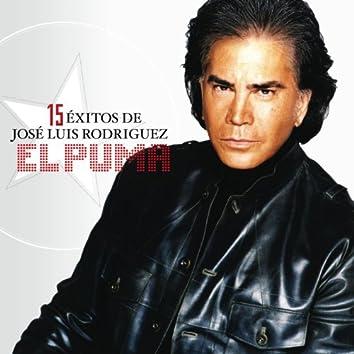 15 Exitos De Jose Luis Rodriguez