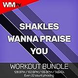 Shakles Wanna Praise You [Clean] (Workout Remix 128 Bpm)