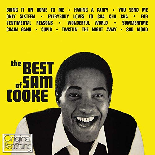 Best Of Sam Cooke,The