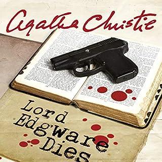 Lord Edgware Dies audiobook cover art