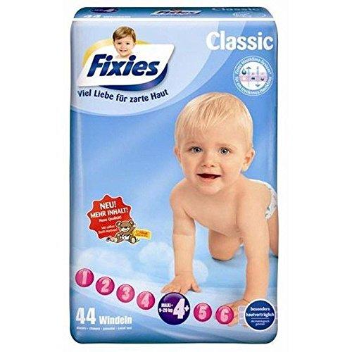 Fixies Windeln für Babys, 9 – 20 kg