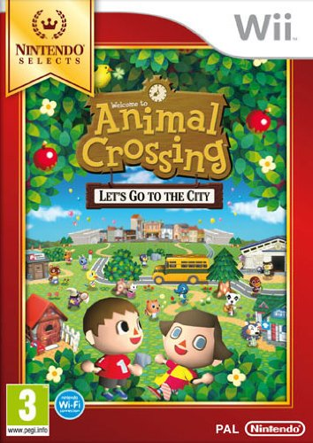 Animal Crossing: Let s Go To The City - Nintendo Selects Edition