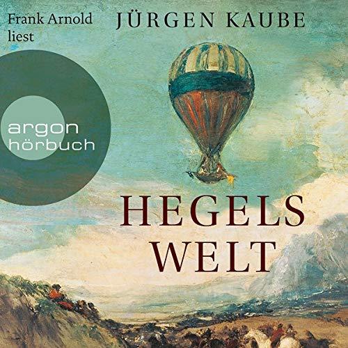 Couverture de Hegels Welt
